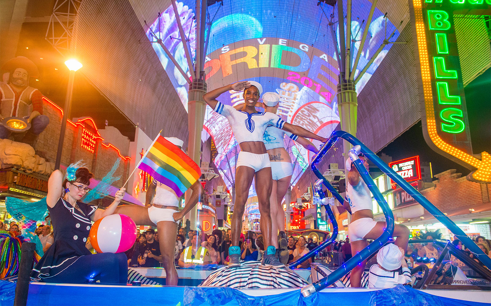 The Guide to Pride: Nine LGBT Destinations to Visit This Summer: Las Vegas