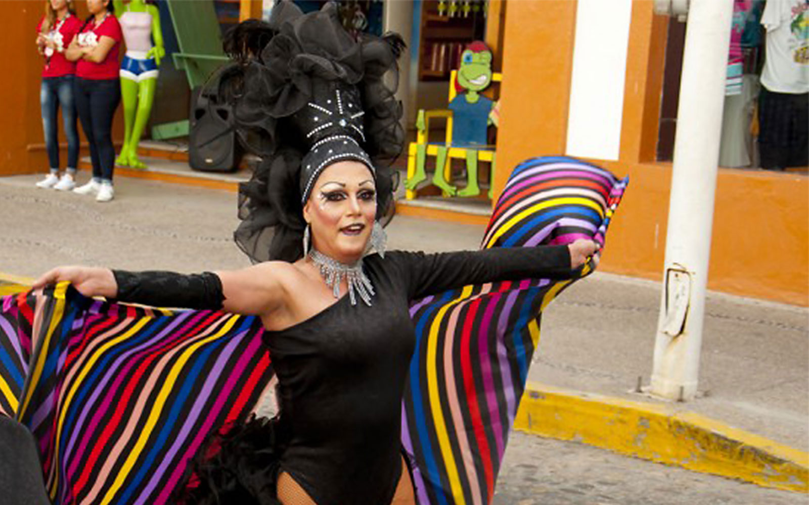 The Guide to Pride: Nine LGBT Destinations to Visit This Summer: Puerto Vallarta, Mexico