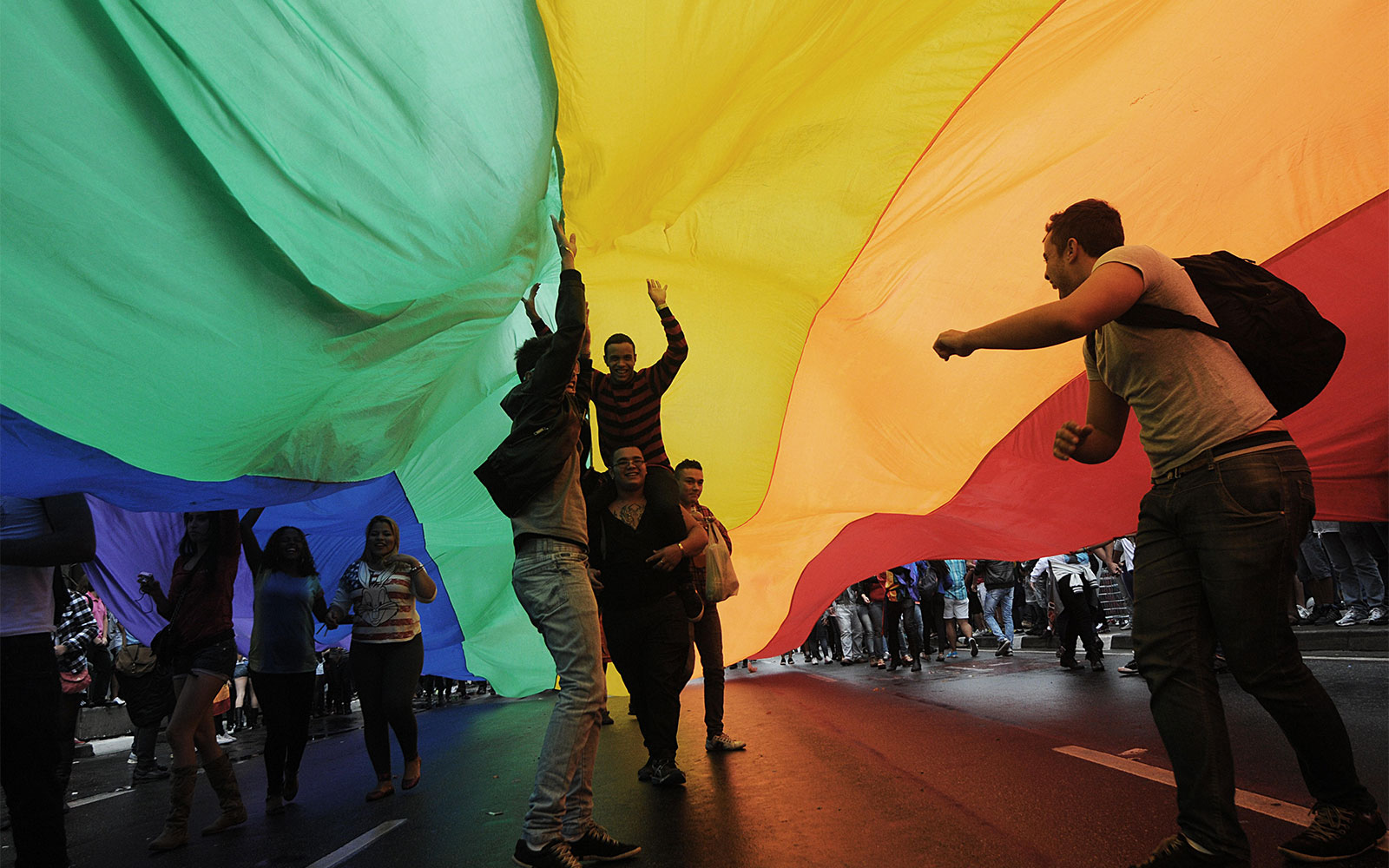 The Guide to Pride: Nine LGBT Destinations to Visit This Summer: São Paulo, Brazil