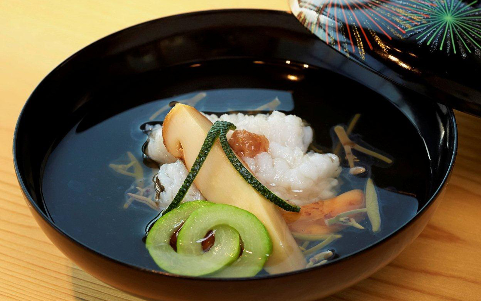 Eight Can't-Miss Dishes in Tokyo: Dashi (dah-shi) at Hinokizaka