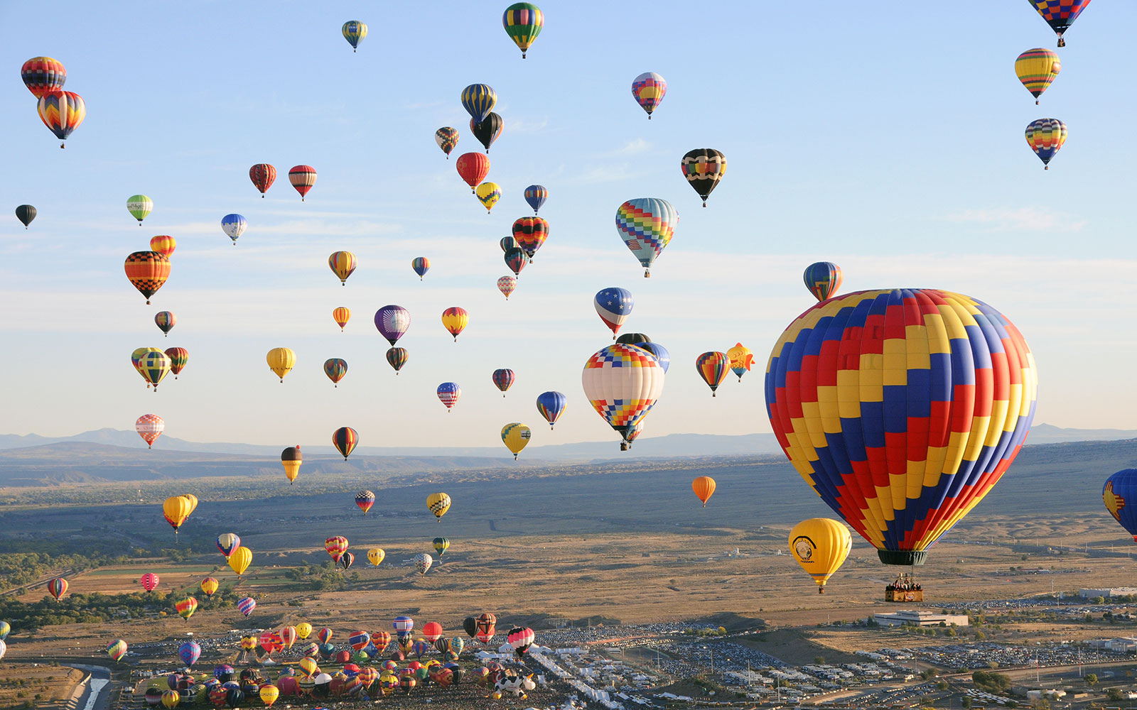 America's Best Cities for Festivals: Albuquerque