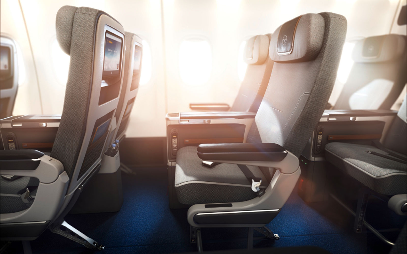The 13 Best Aircraft Cabin Innovations Ever: Premium Economy