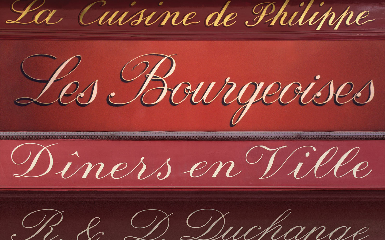 In Photos: 40 Years of Gorgeous Parisian Typography