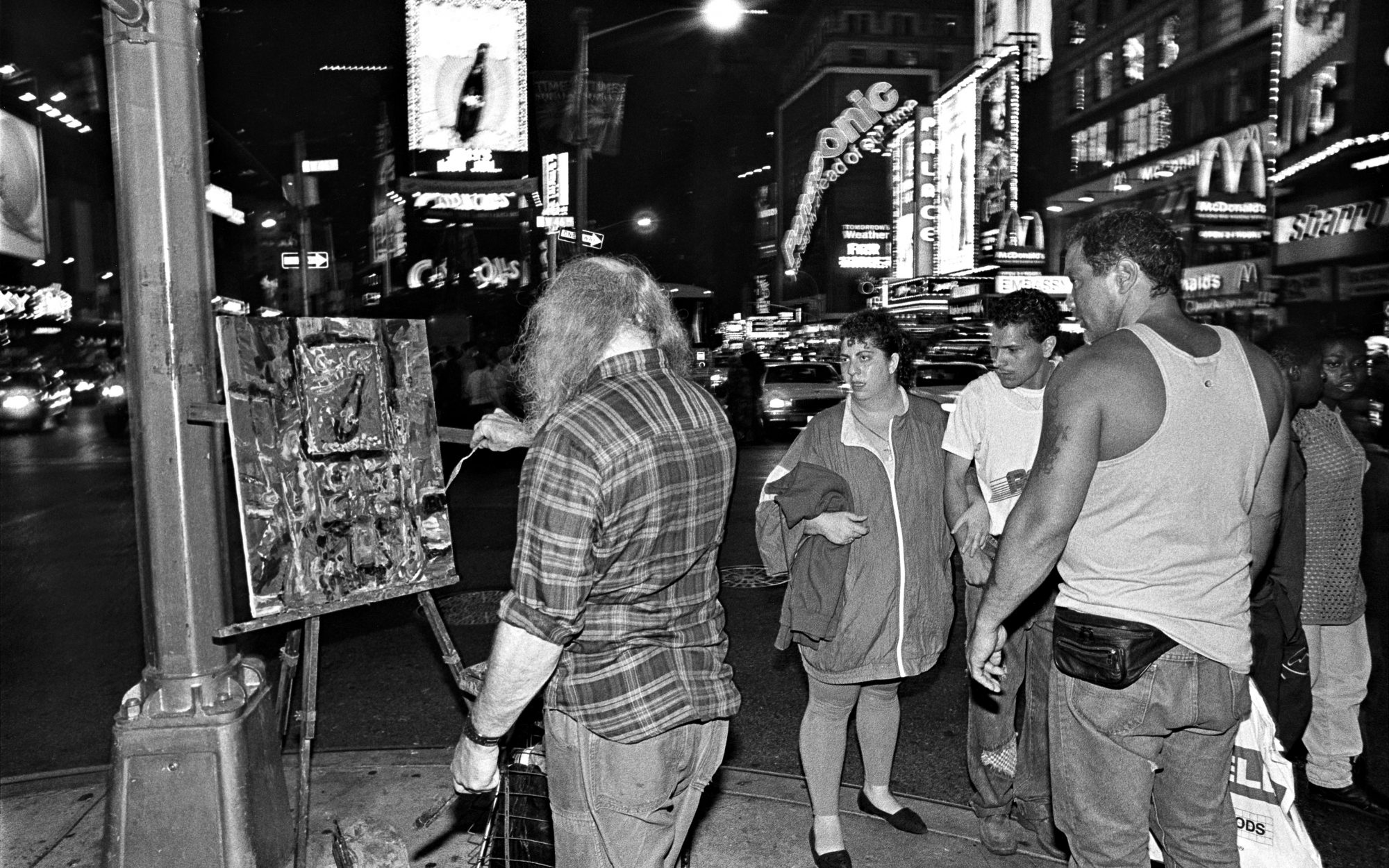 A Visual Time Capsule of New York in the '80s, in All Its Seedy Glory