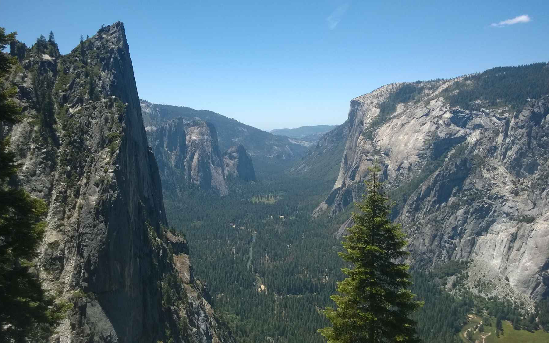YOSEMITE'S 10 BEST HIKES