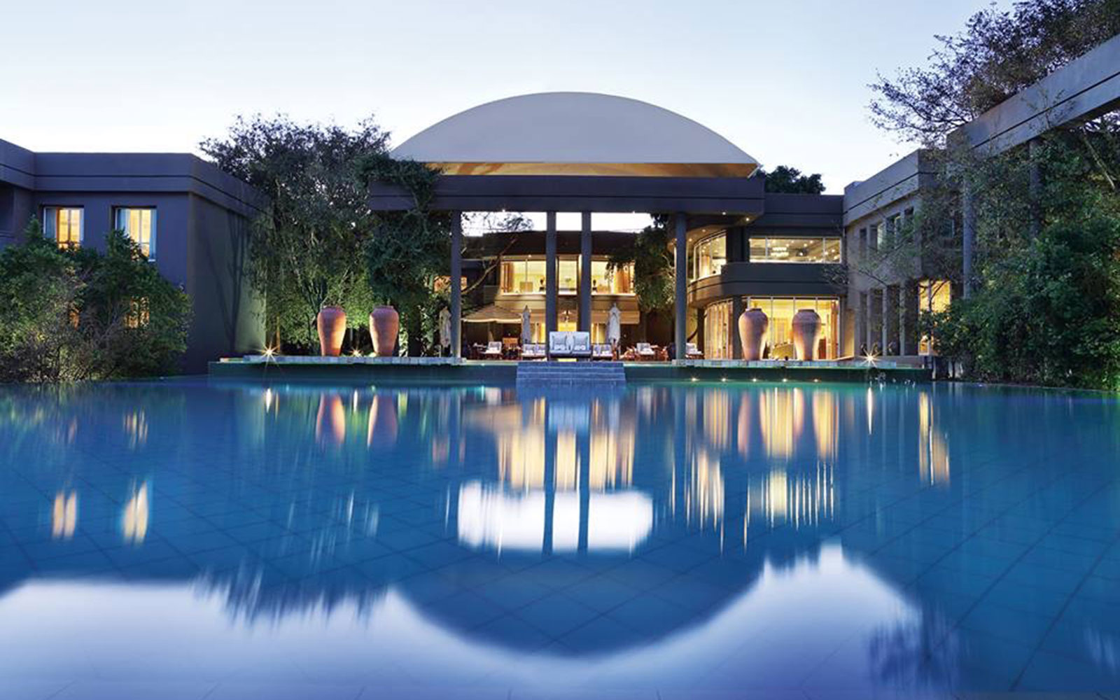 World's Top 50 Hotels: Saxon Hotel, Villas and Spa, Johannesburg, South Africa