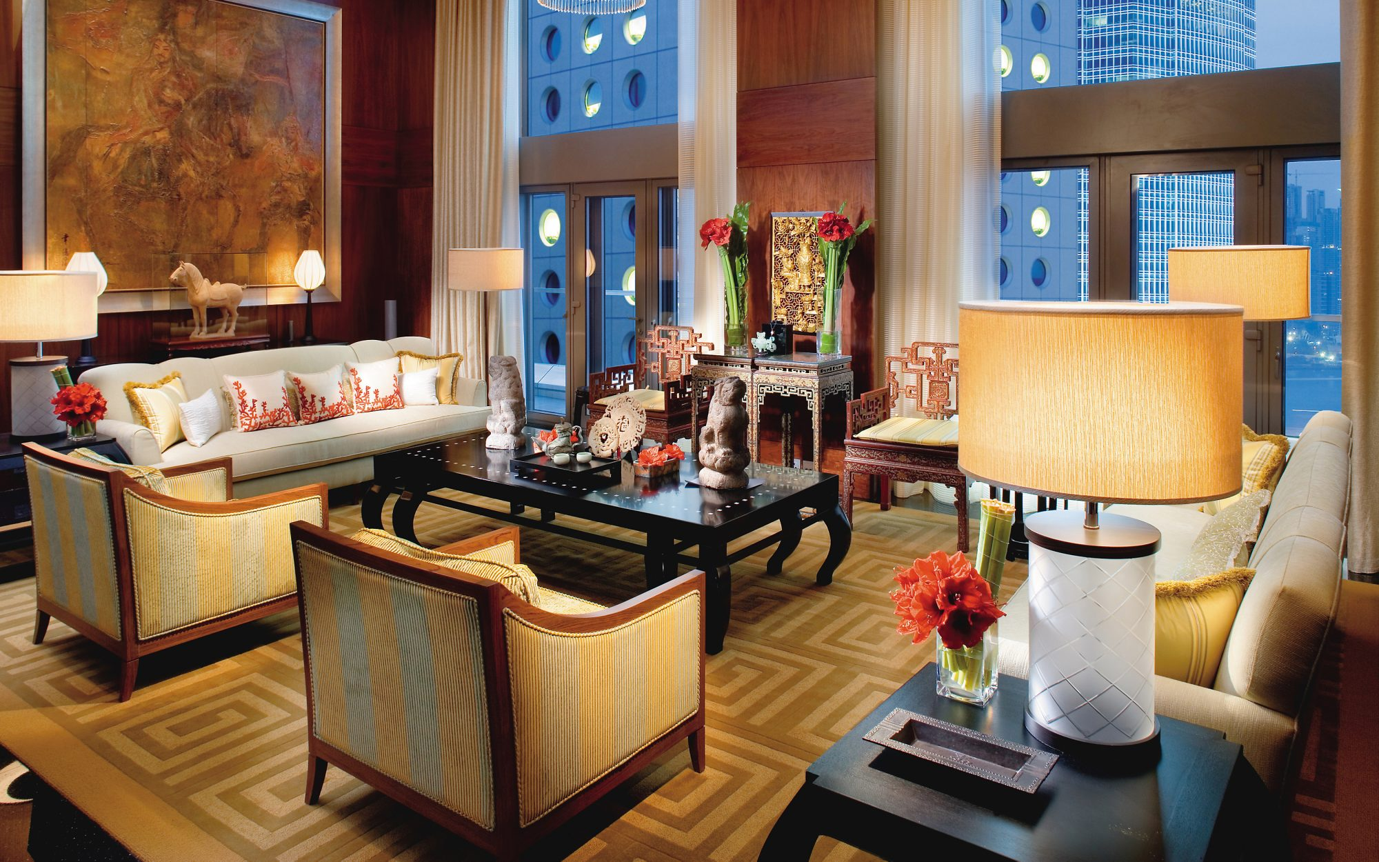 World's Top 50 Hotels: Mandarin Oriental, Hong Kong, Hong Kong, China