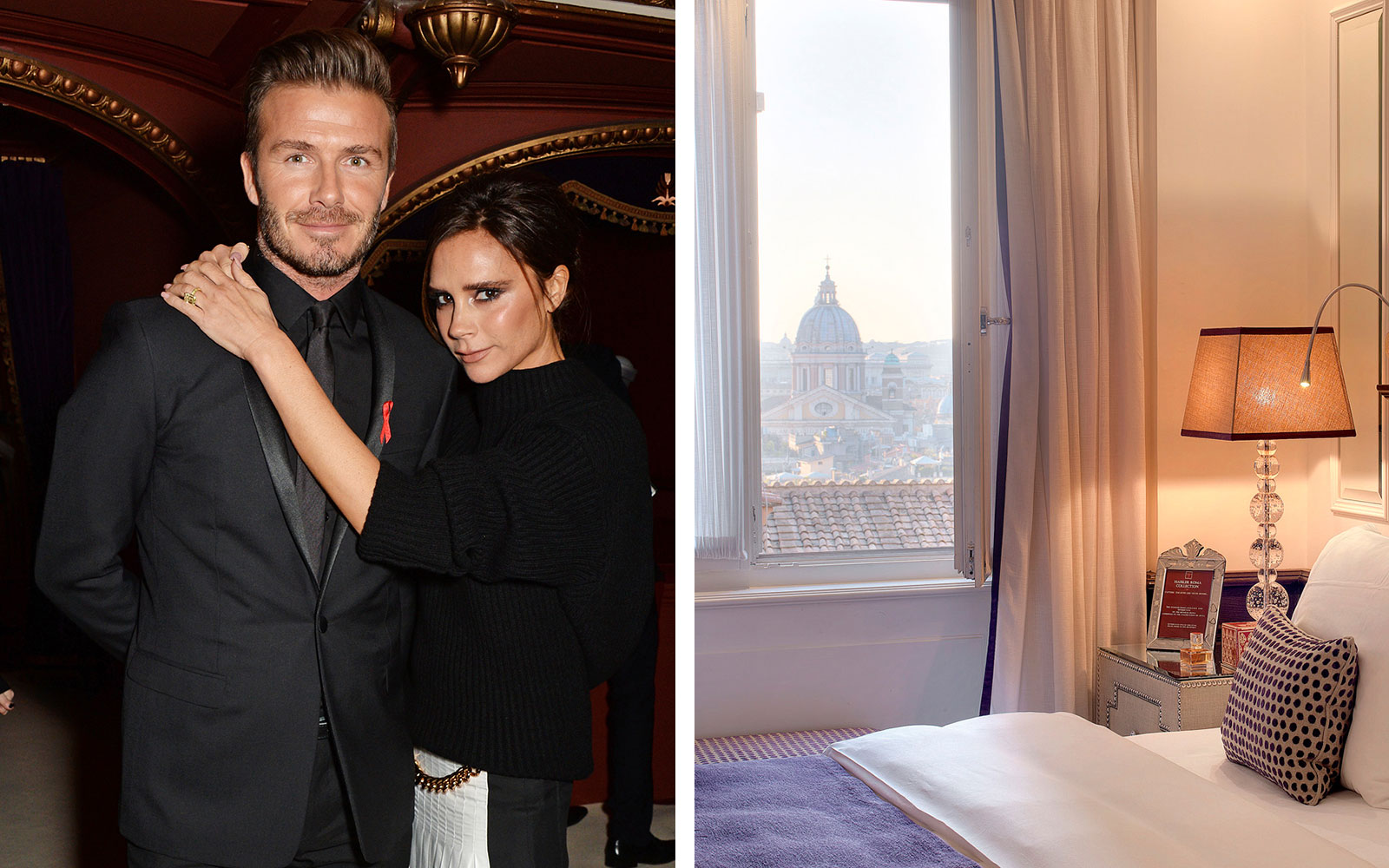 Hotels for Celebrity Sightings: Hotel Hassler, Rome, Italy