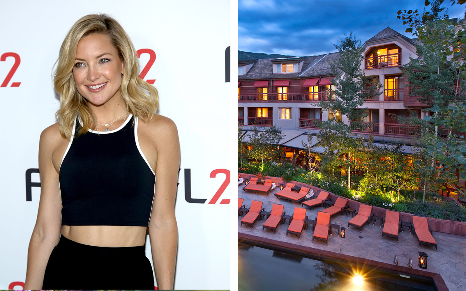Hotels for Celebrity Sightings: The Little Nell, Aspen, Colorado