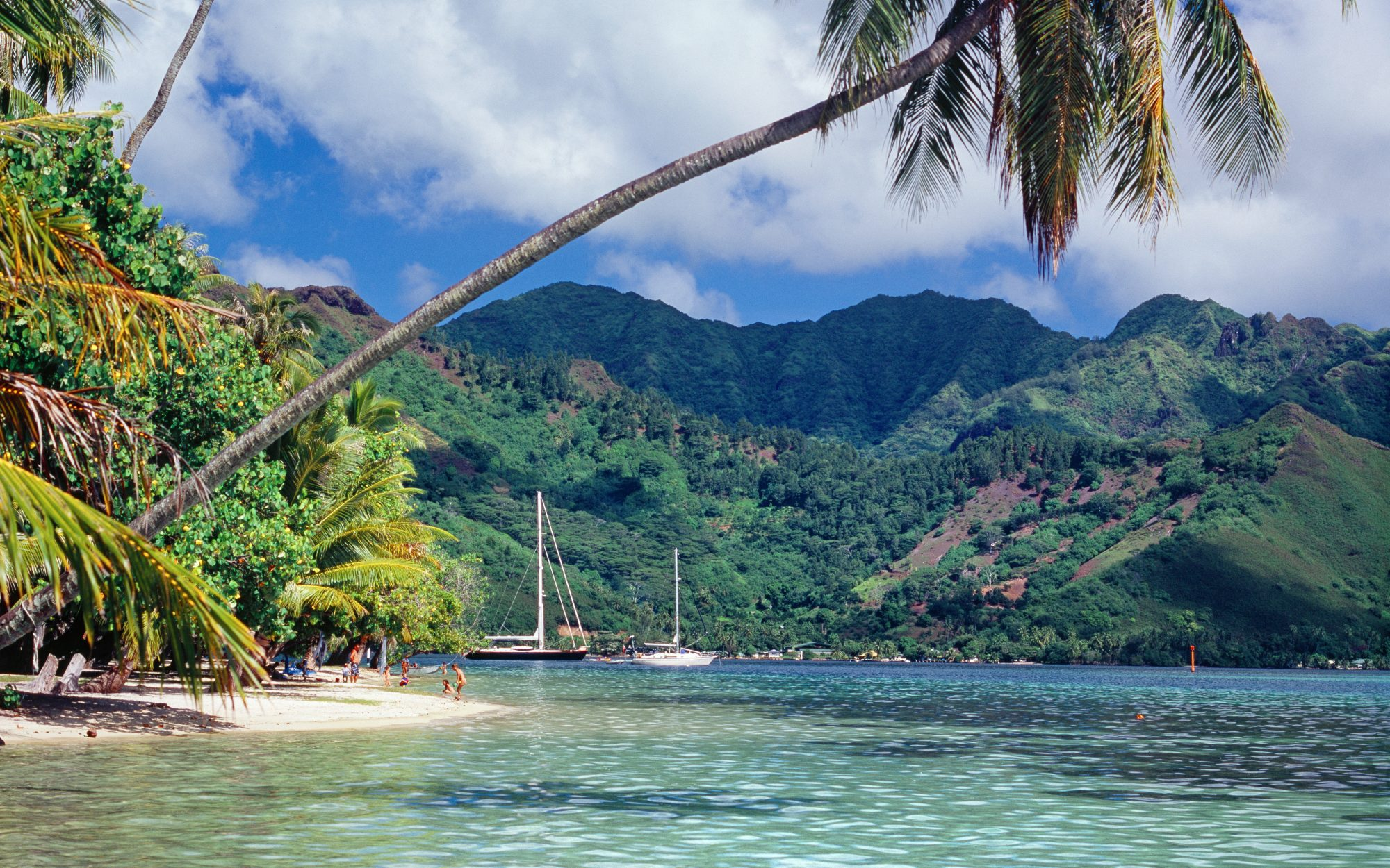 World's Best Islands: Moorea, French Polynesia