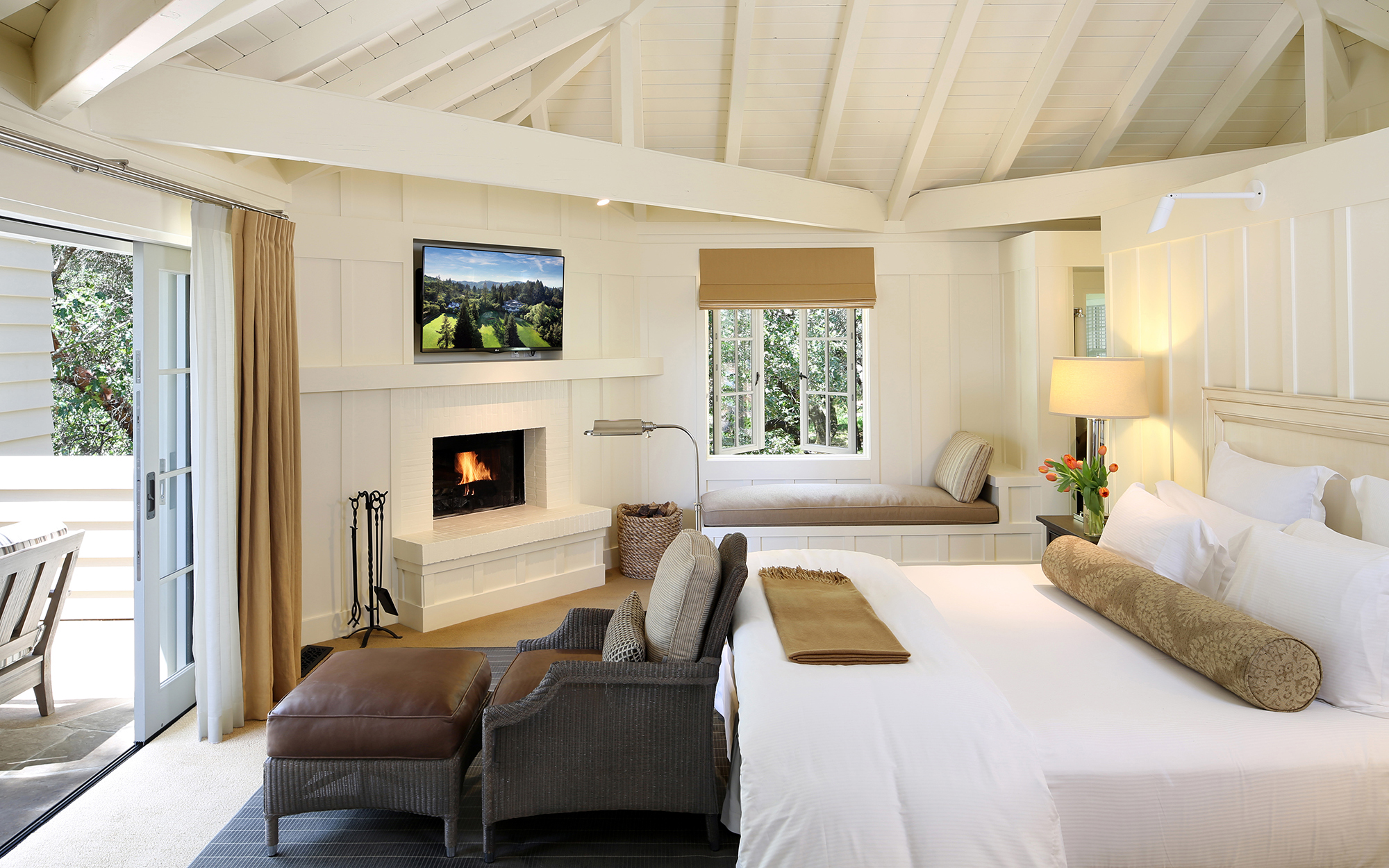 Best Resorts in the Continental U.S.: Meadowood Napa Valley, St. Helena, California