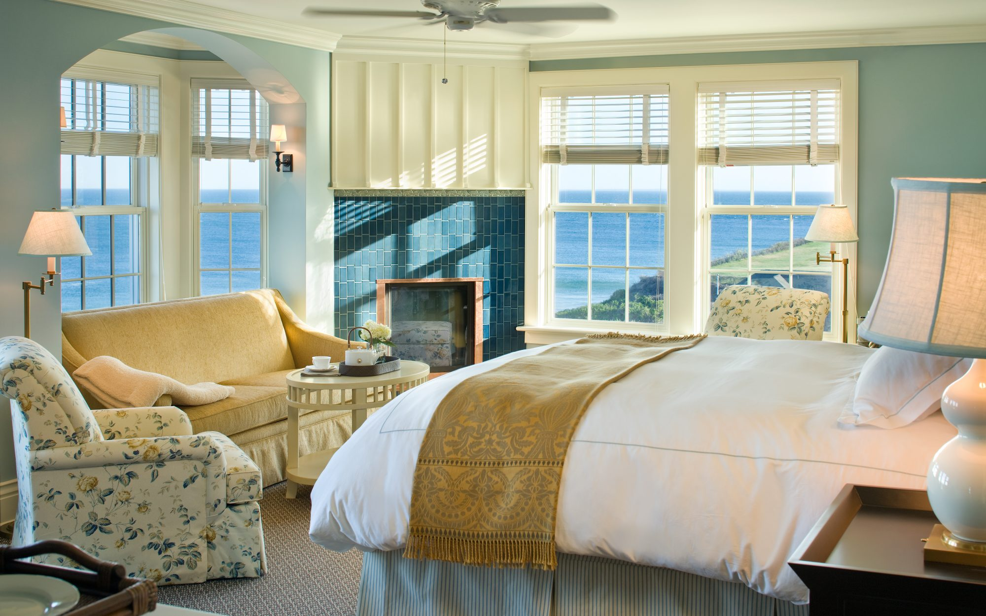 Best Resorts in the Continental U.S.: Ocean House, Watch Hill, Rhode Island
