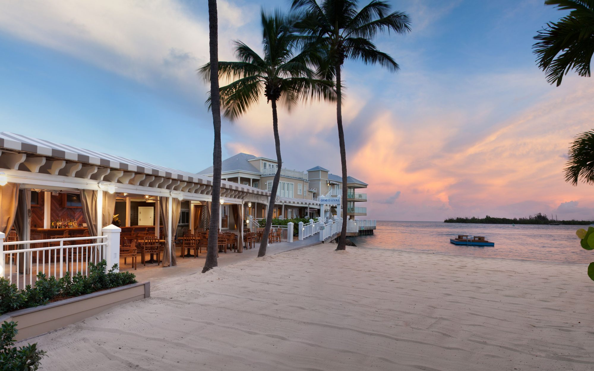 Best Resorts in the Continental U.S.: The Pier House Resort & Caribbean Spa Key West