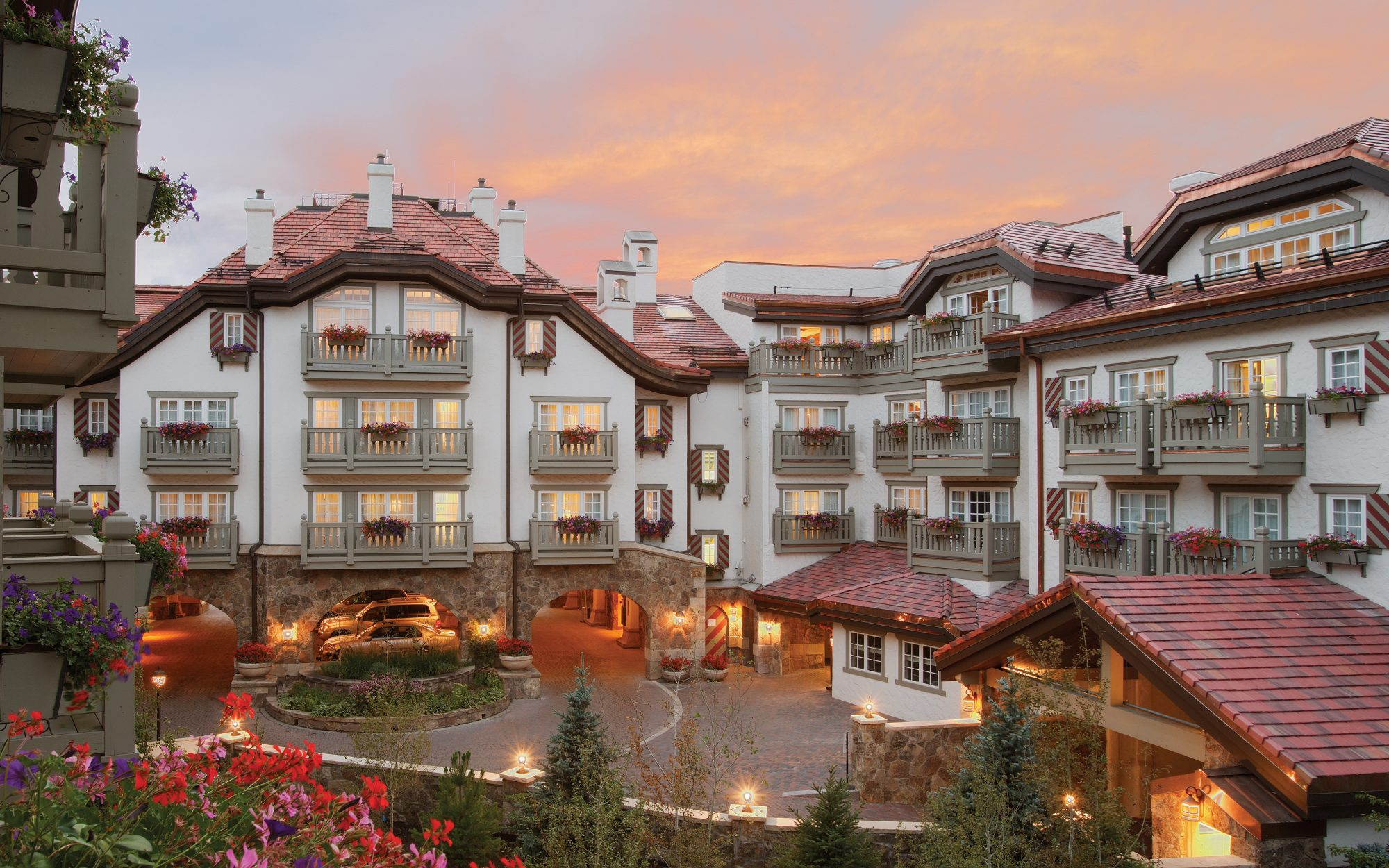 Best Resorts in the Continental U.S.: Sonnenalp Hotel, Vail, Colorado