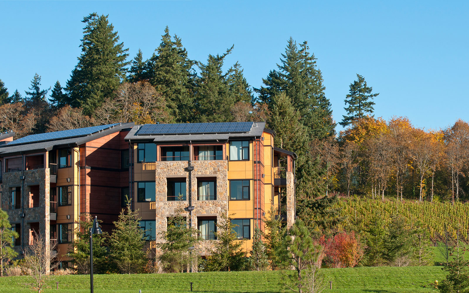 World's Top 50 Hotels: Allison Inn & Spa, Newberg, Oregon