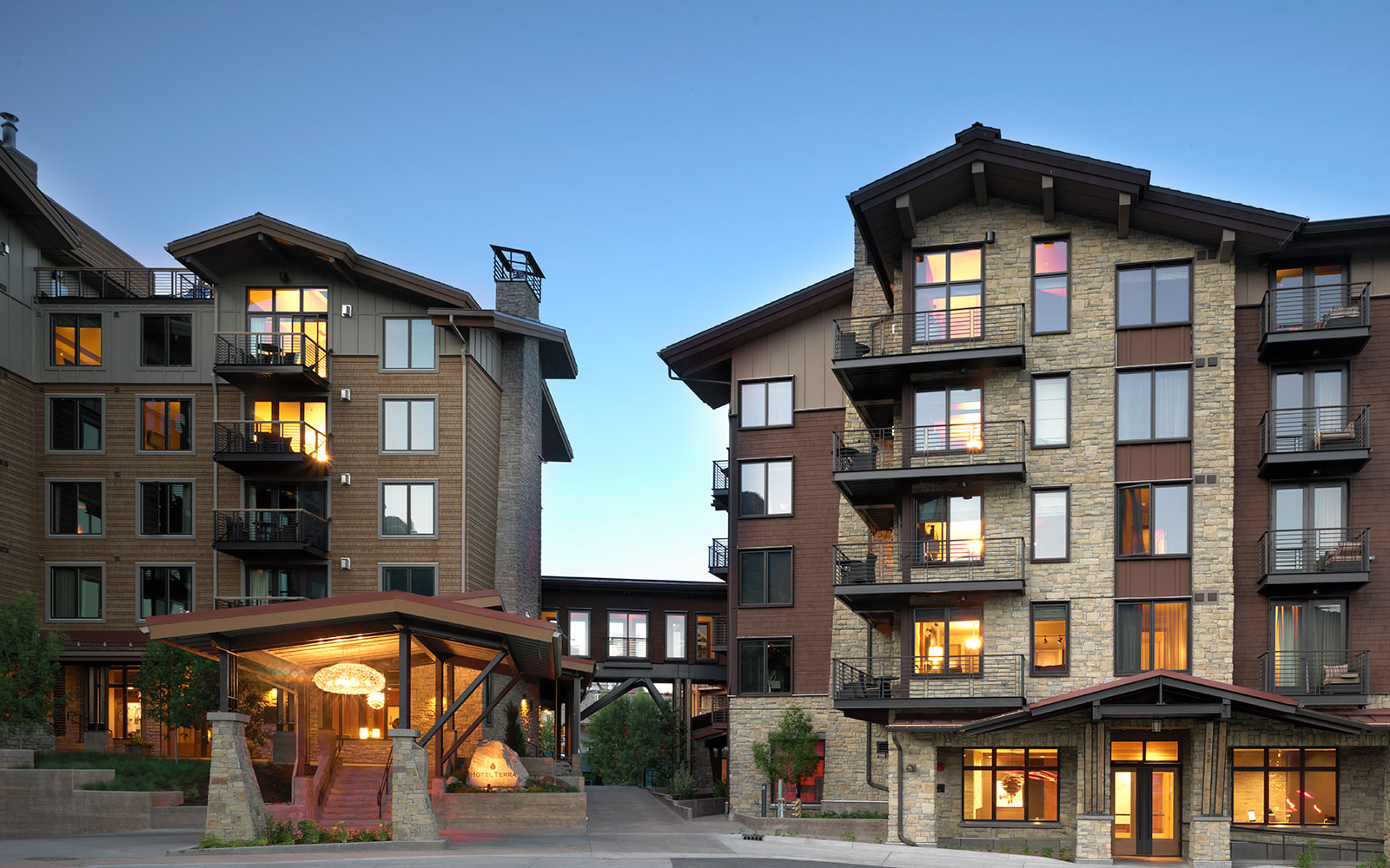 World's Top 50 Hotels: Hotel Terra Jackson Hole, Teton Village, Wyoming