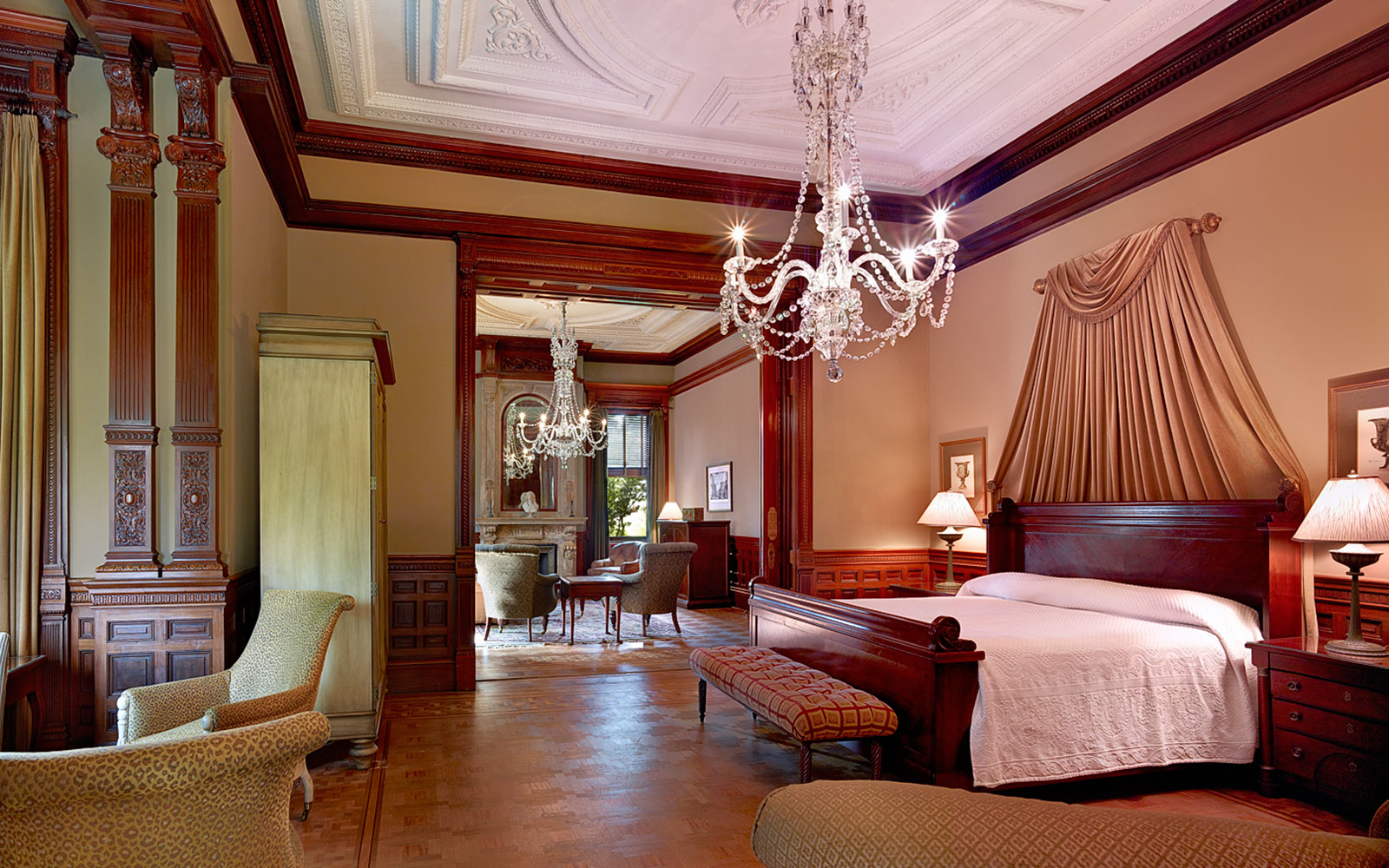 World's Top 50 Hotels: Wentworth Mansion, Charleston, South Carolina