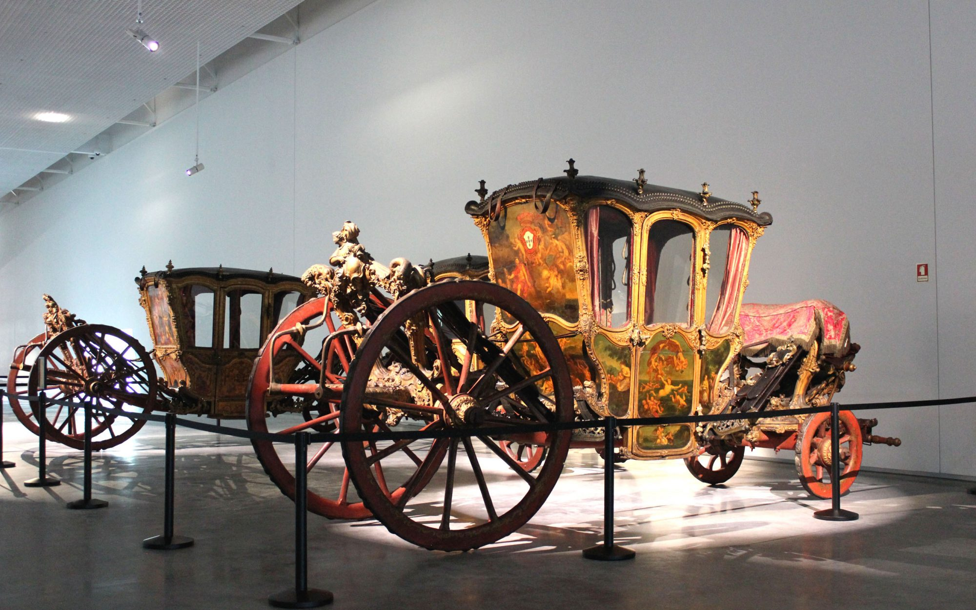 Coach Museum Carriage