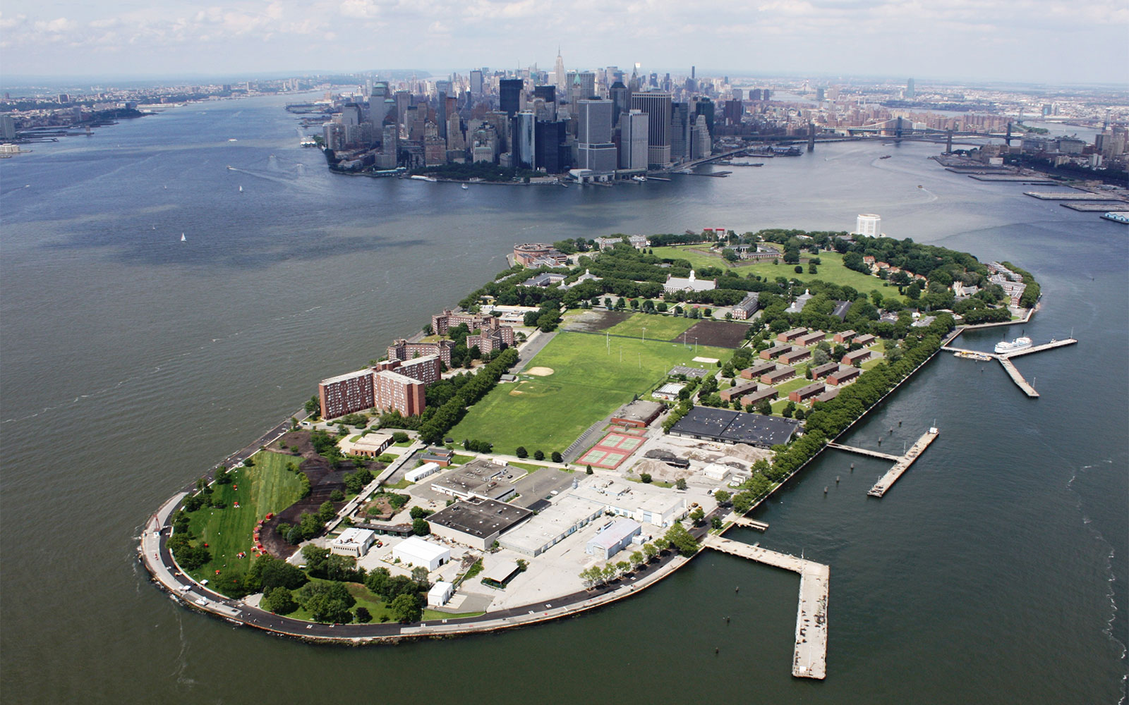 Best Parks in NYC: Governor's Island