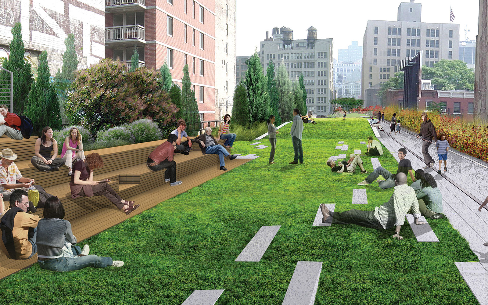 Best Parks in NYC: The High Line