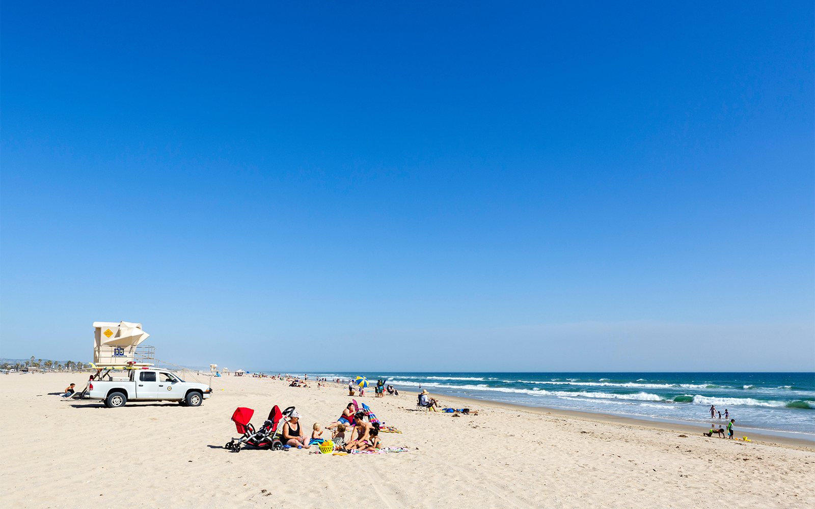 America's Best Cities for Picnics: No. 3 Los Angeles
