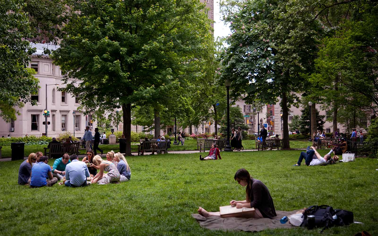 America's Best Cities for Picnics: No. 14 Philadelphia