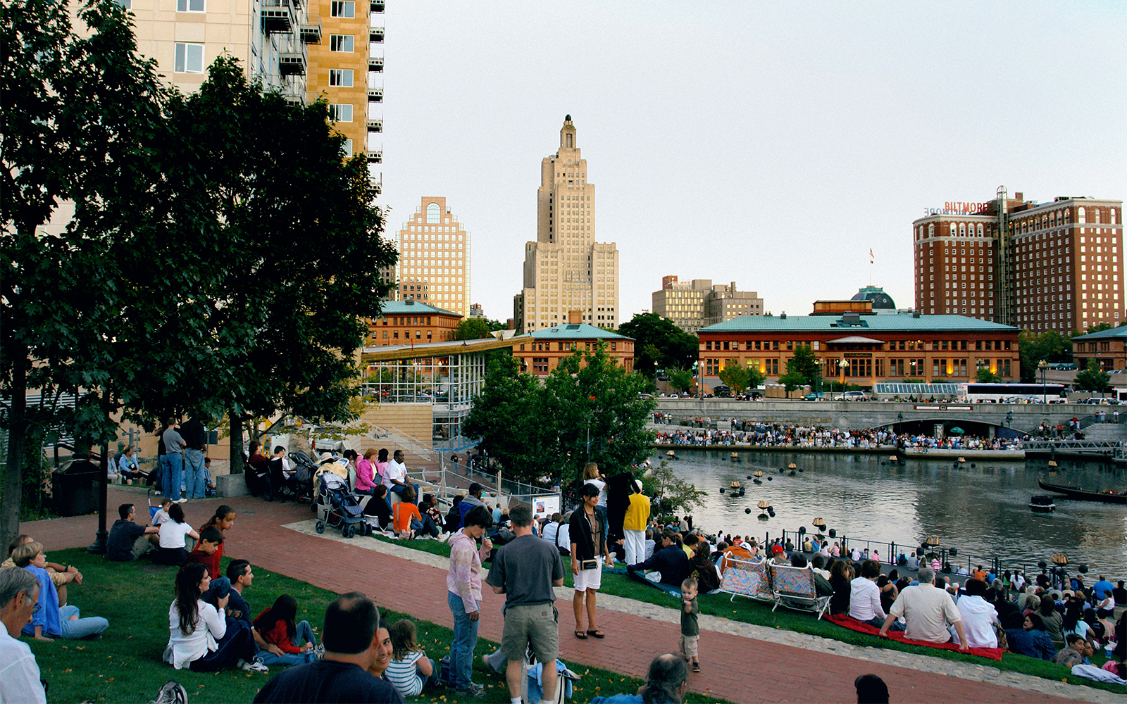 America's Best Cities for Picnics: No. 5 Providence