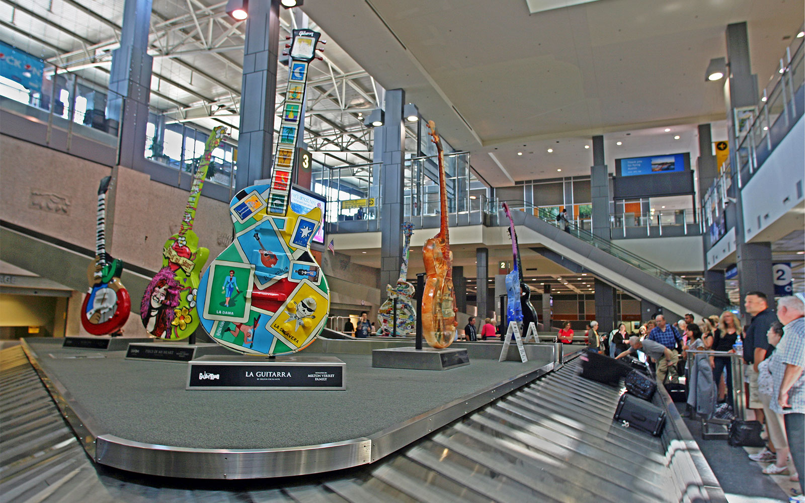 World's Best Airports: Domestic: Austin-Bergstrom International Airport