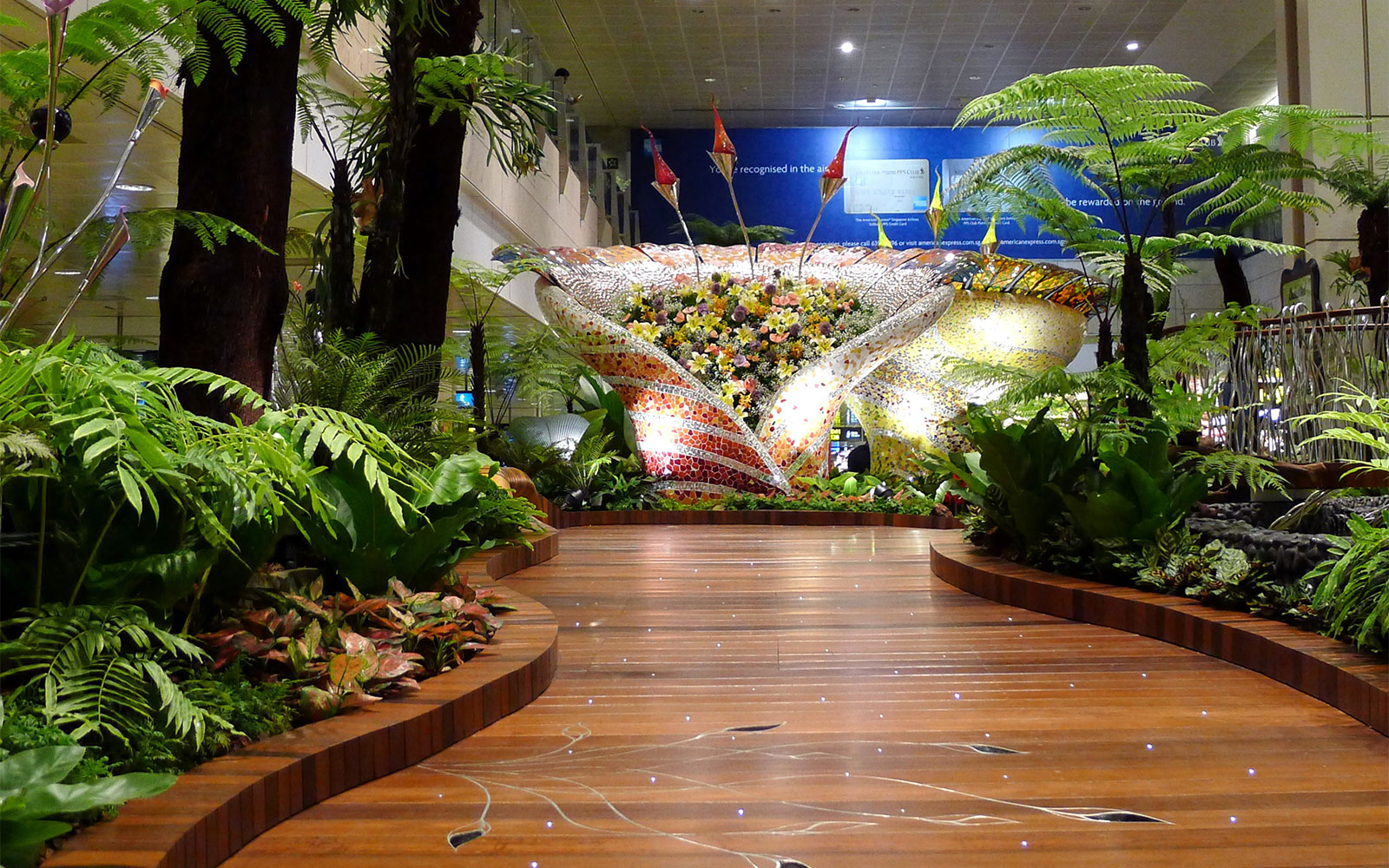 World's Best Airports: International: Changi International Airport, Singapore