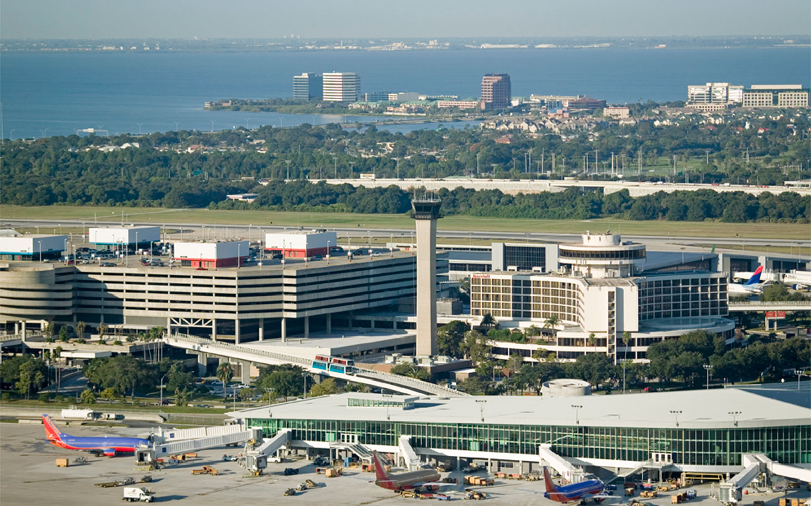 World's Best Airports: Domestic: Tampa International Airport, Florida