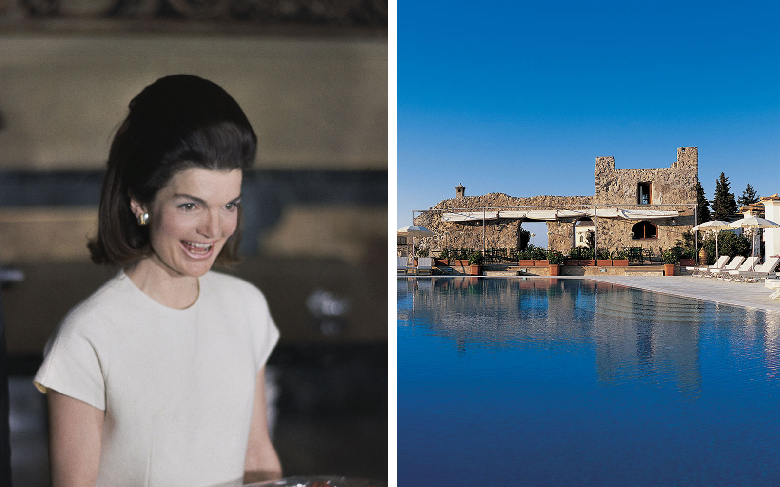 Hotels for Celebrity Sightings: Belmond Hotel Caruso, Ravello, Italy