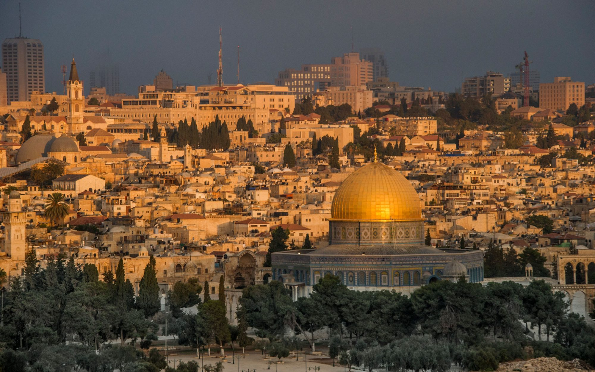 World's Top 10 Cities: Jerusalem, Israel