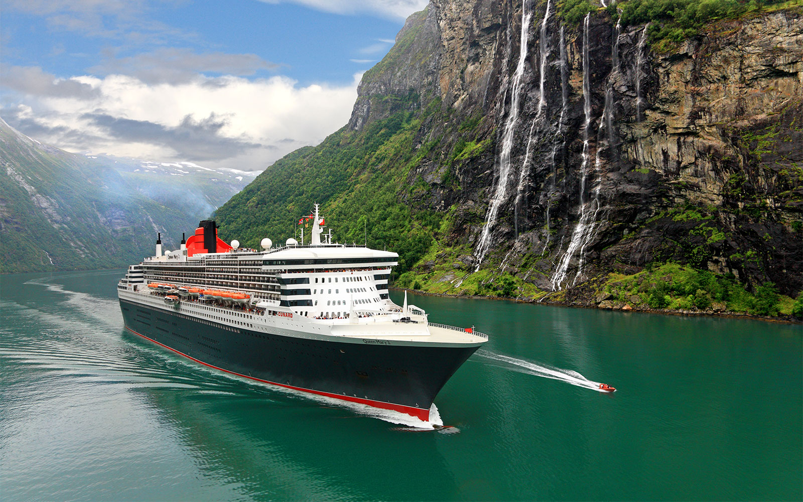 World's Best Ocean Cruise Lines: Large-Ship Ocean Cruise Line: Cunard