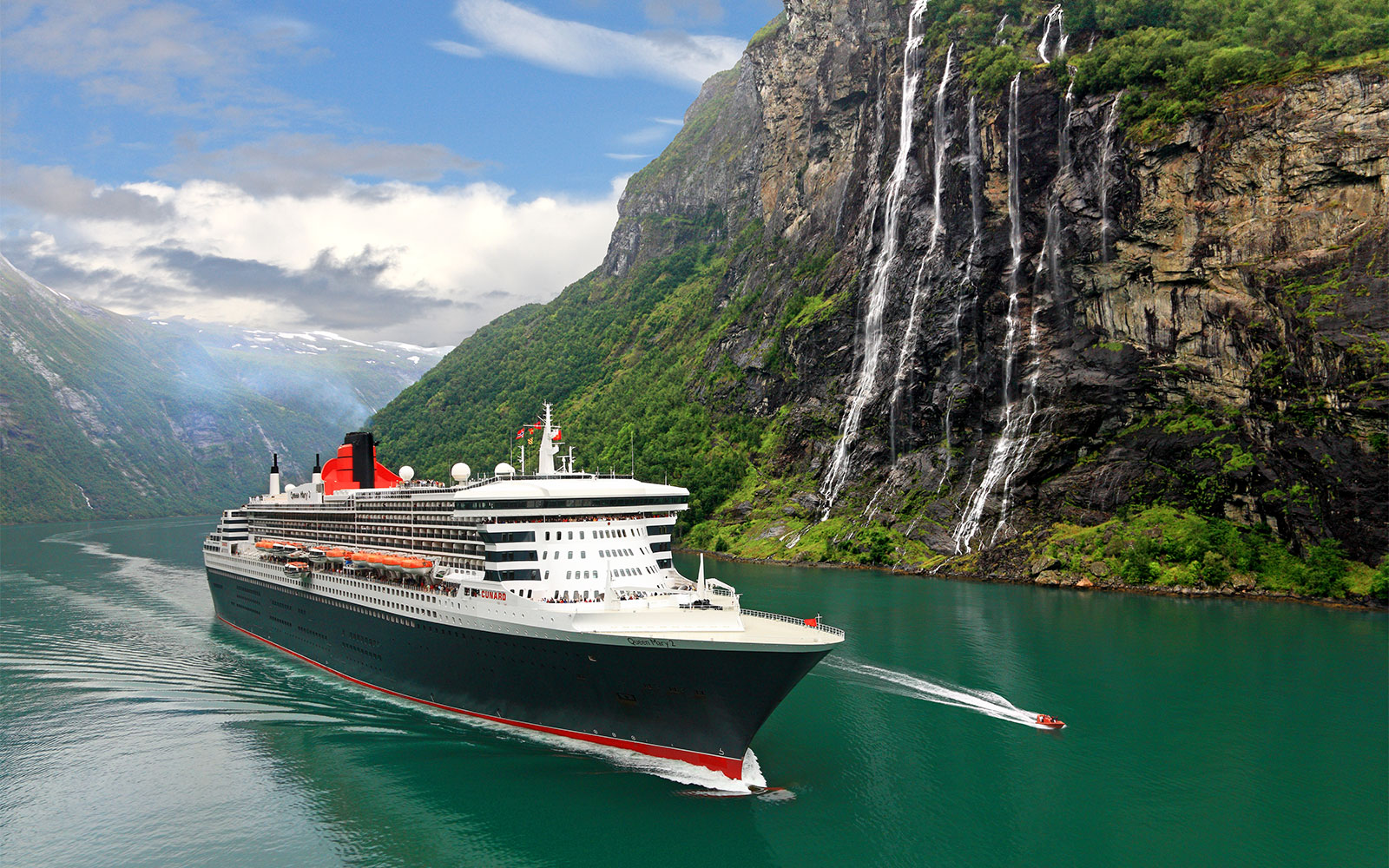 World's Best Ocean Cruise Lines: Mega-Ship Ocean Cruise Line: Cunard
