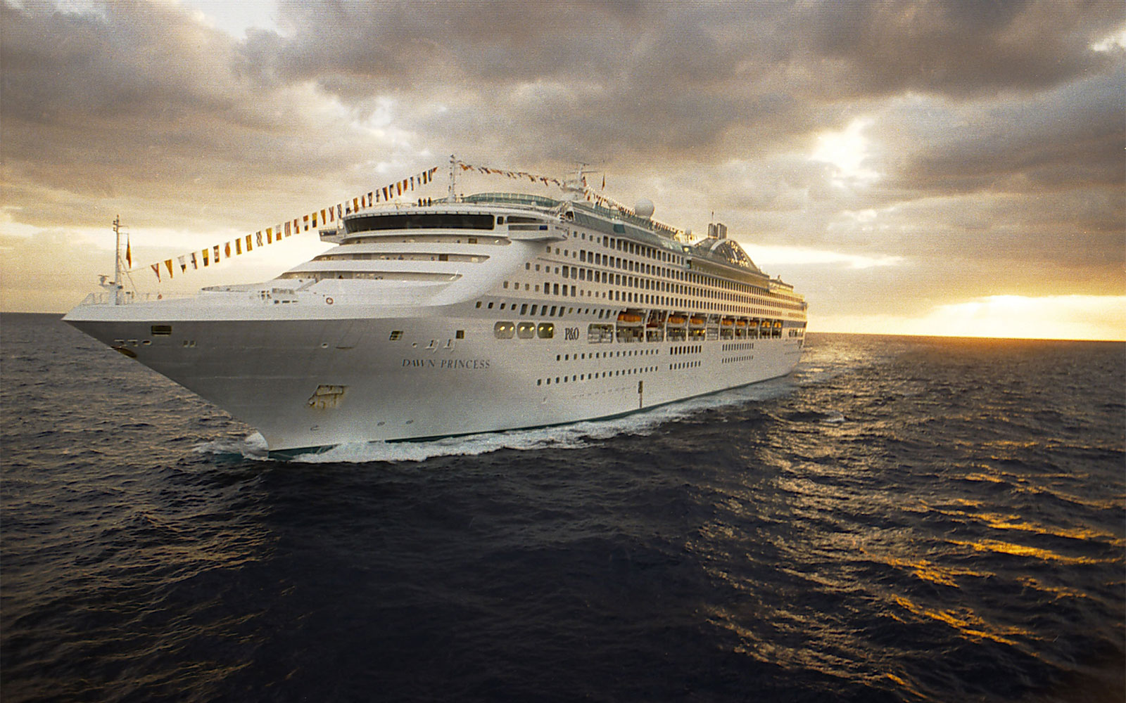 World's Best Ocean Cruise Lines: Mega-Ship Ocean Cruise Line: Princess Cruises