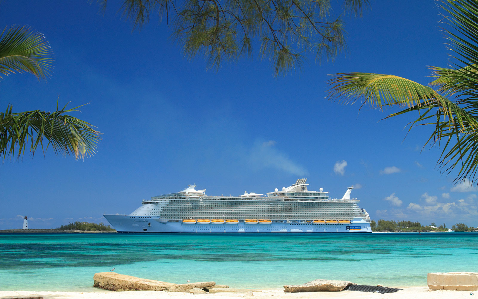 World's Best Ocean Cruise Lines: Mega-Ship Ocean Cruise Line: Royal Caribbean International