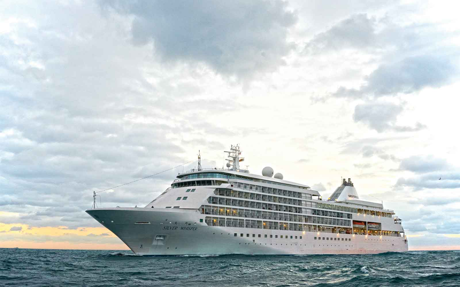 World's Best Ocean Cruise Lines: Small-Ship Ocean Cruise Line: Silversea