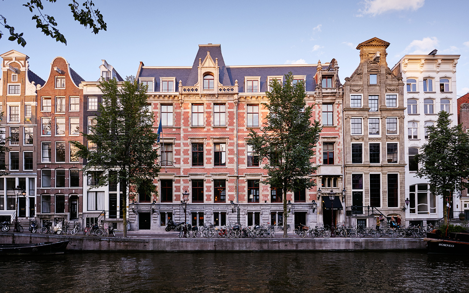 16 Hotels With Five-Star Style for Less Than $200 a Night: Hoxton in Amsterdam