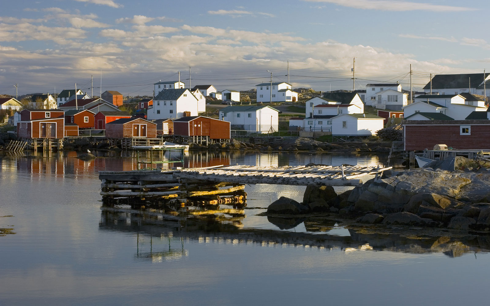 A Photo Tour of Fogo Island