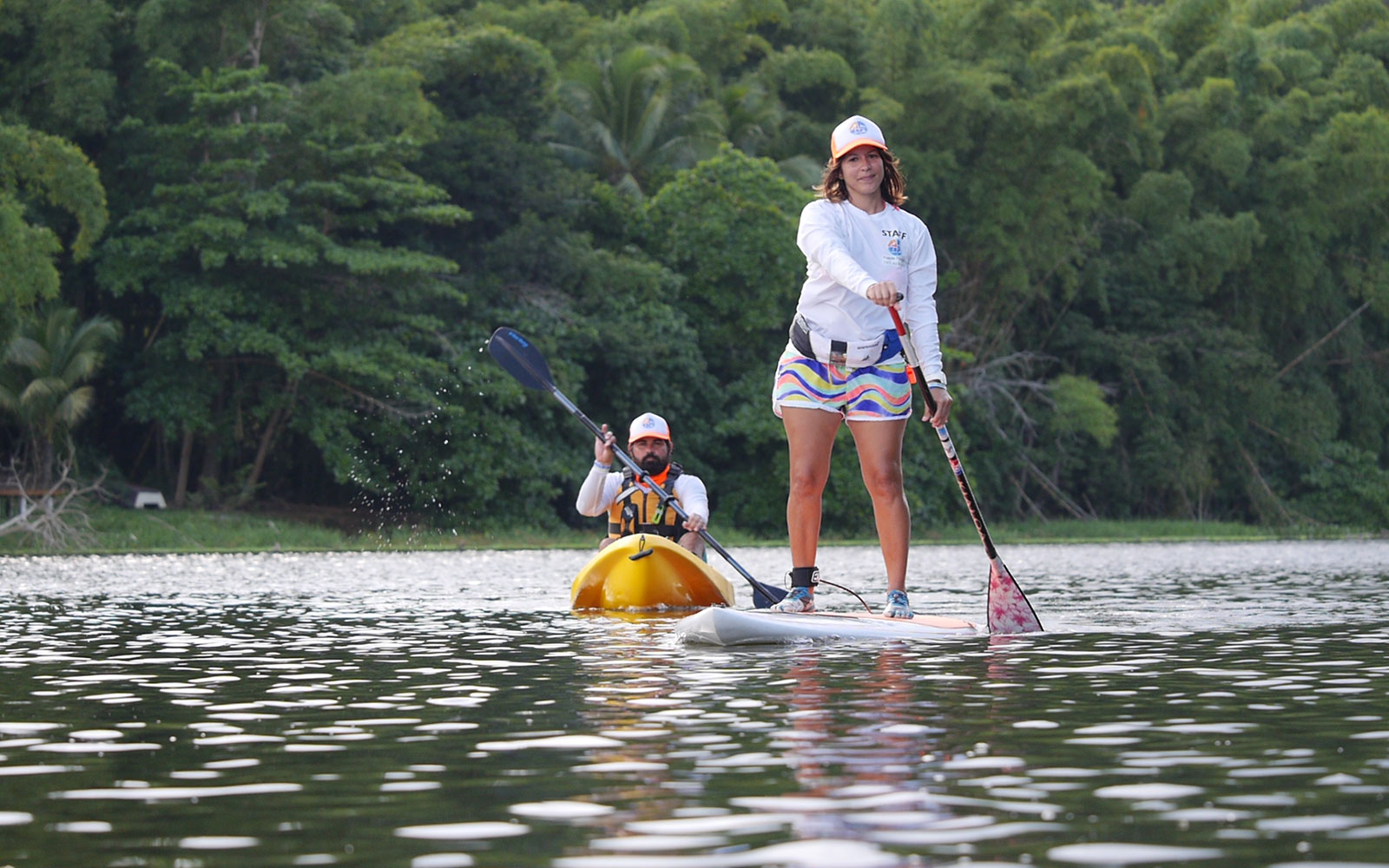 "10 Honeymoons for the Adventurous Couple: Go paddle-boarding in Gurabo, Puerto Rico's non-touristy ""countryside"""