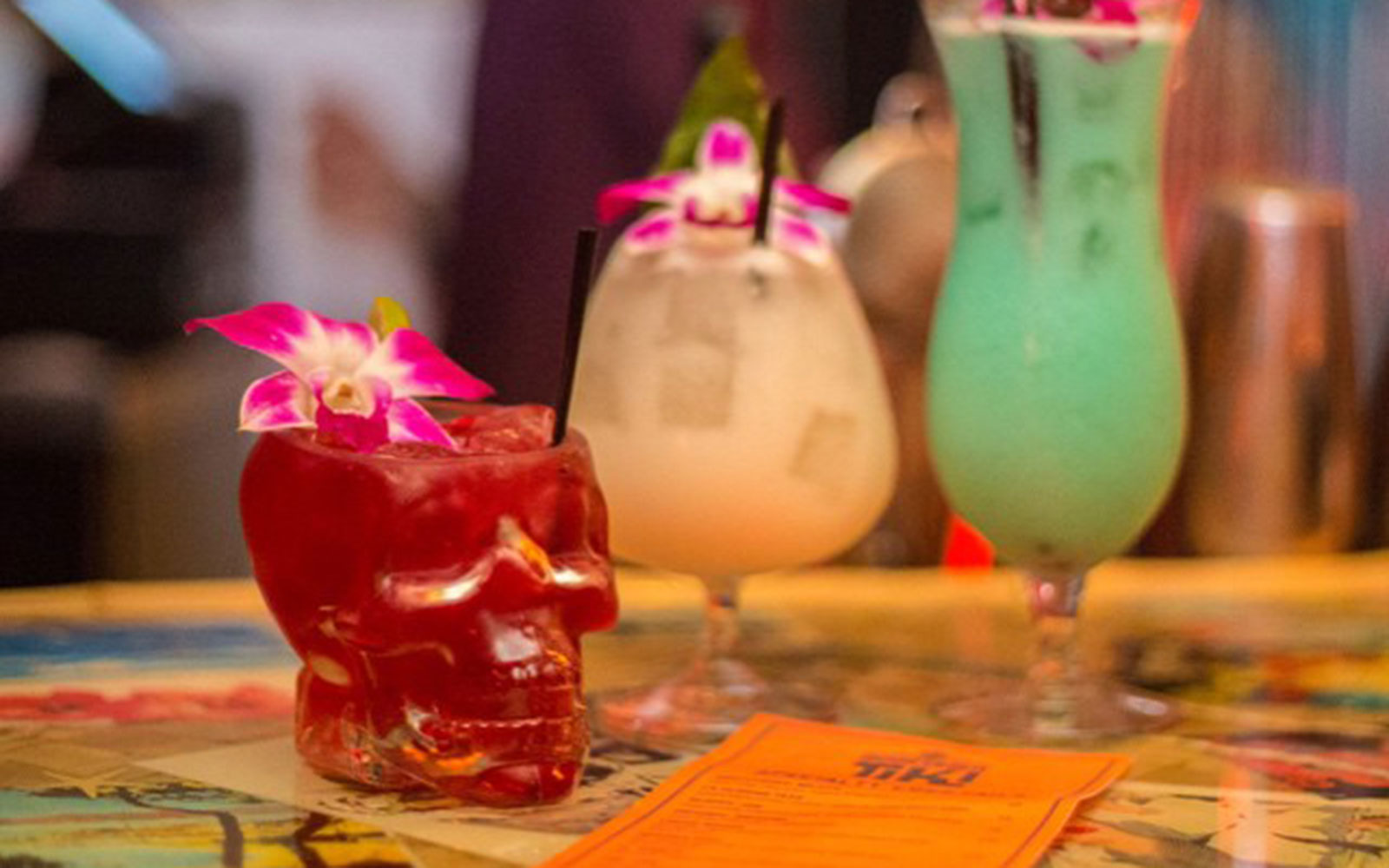 Bootlegger Tiki, Palm Springs, California