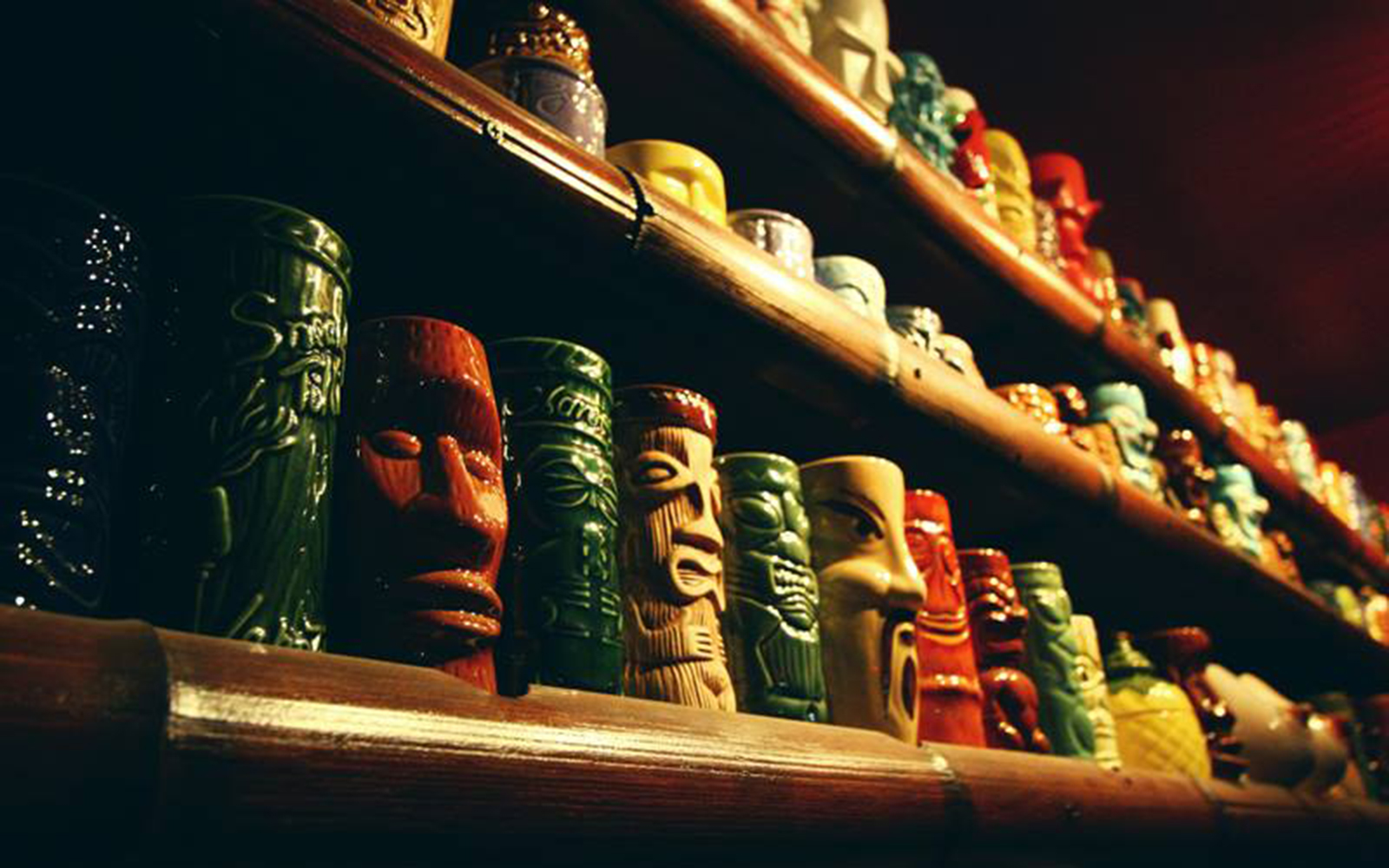 Porco Lounge & Tiki Room, Cleveland