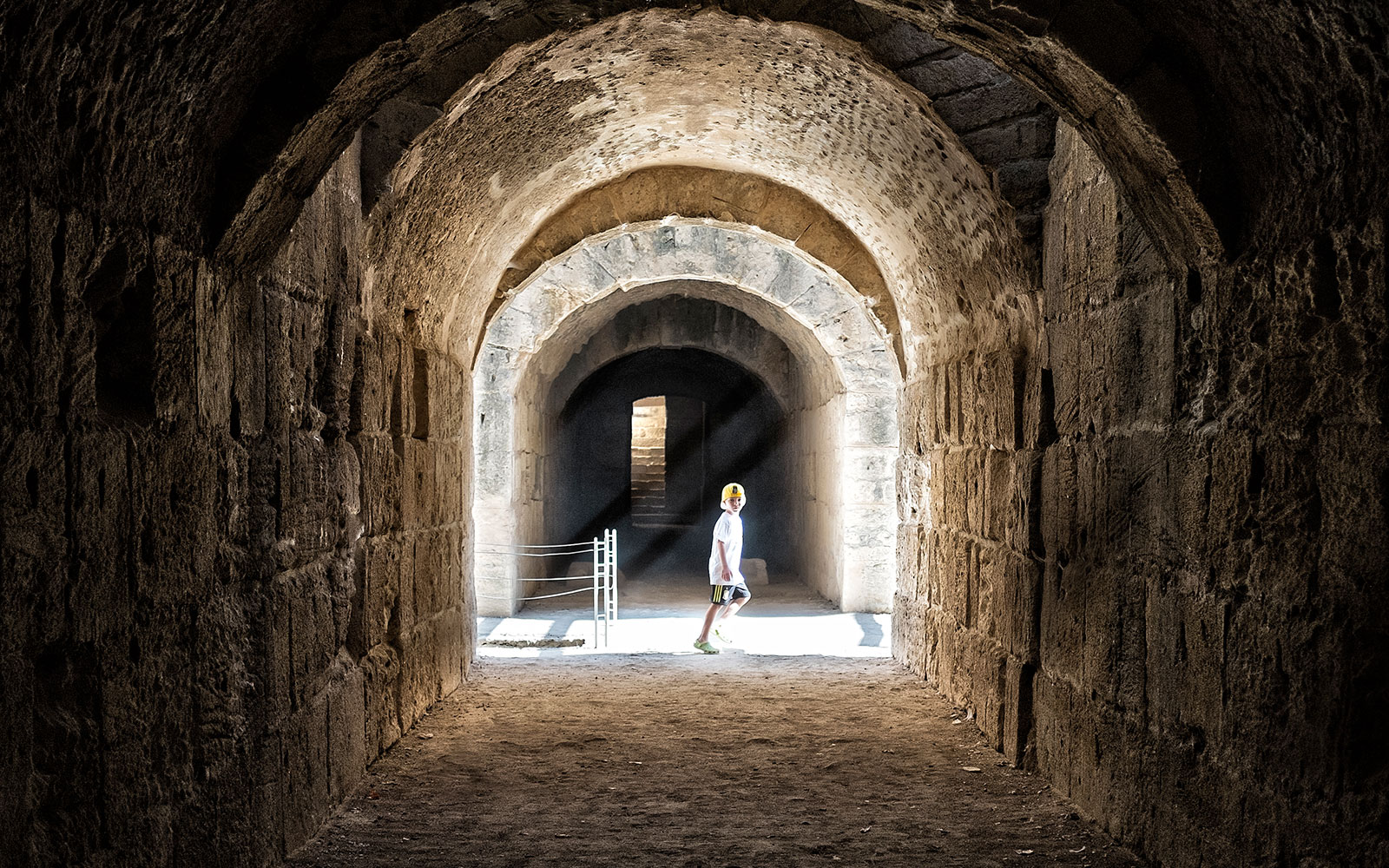 Tours Worth Taking: Underground and Third Ring Tour of the Colosseum in Rome