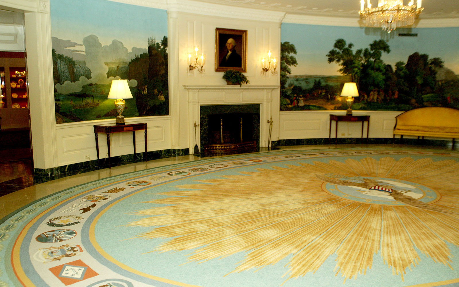 Tours Worth Taking: State Department Diplomatic Reception Rooms Tour in Washington DC