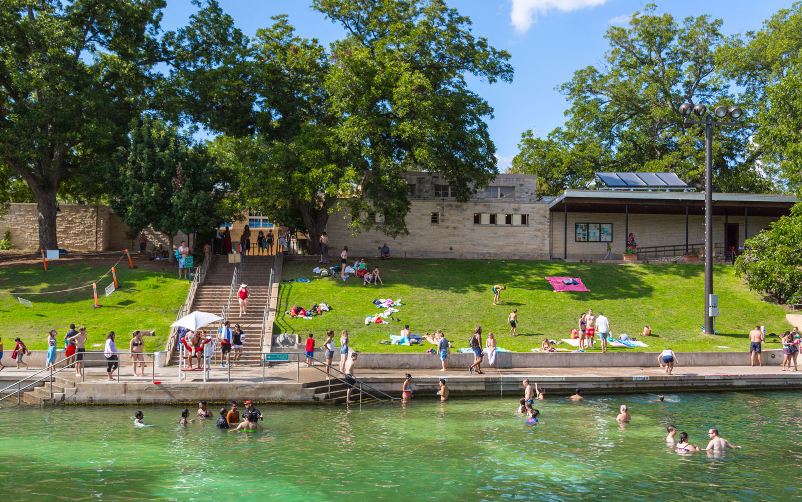 World's Friendliest Cities: Austin, Texas