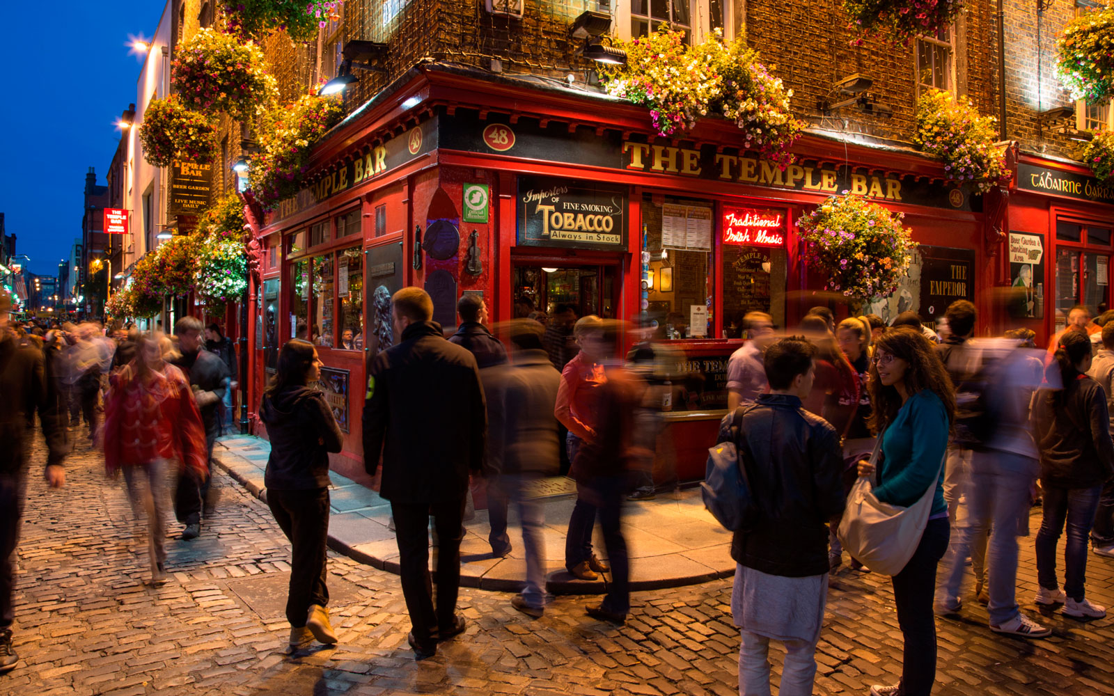 World's Friendliest Cities: Dublin, Ireland