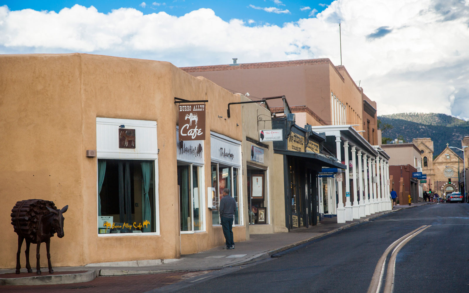World's Friendliest Cities: Santa Fe, New Mexico