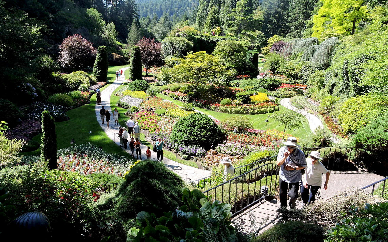 World's Friendliest Cities: Victoria, British Columbia
