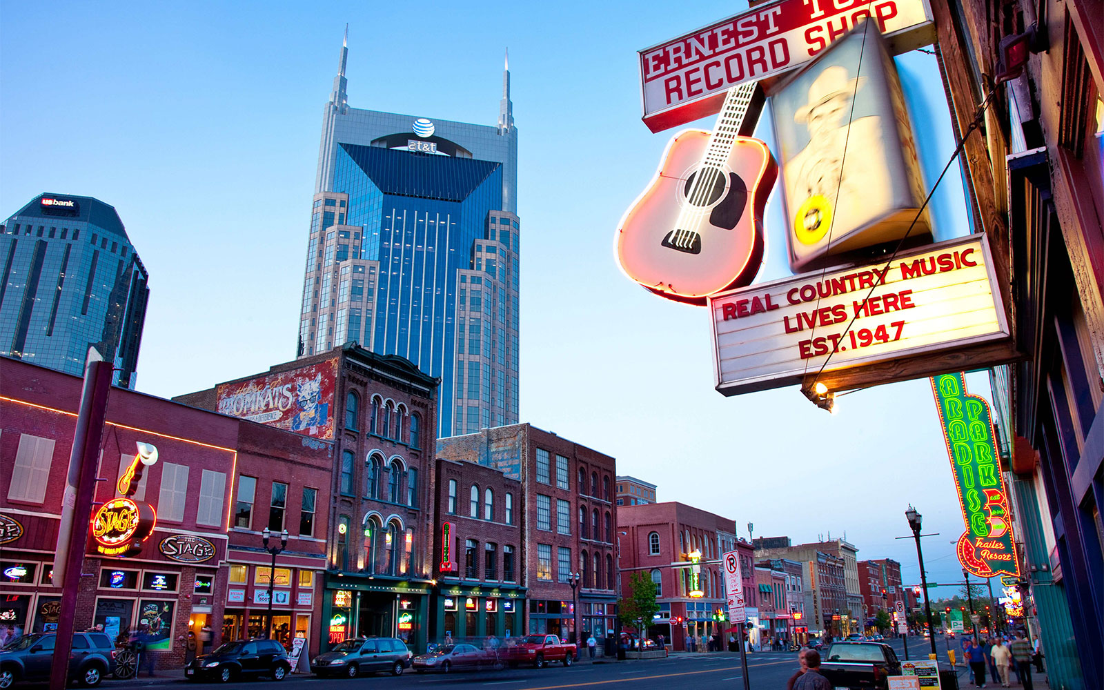 World's Friendliest Cities: Nashville, Tennessee