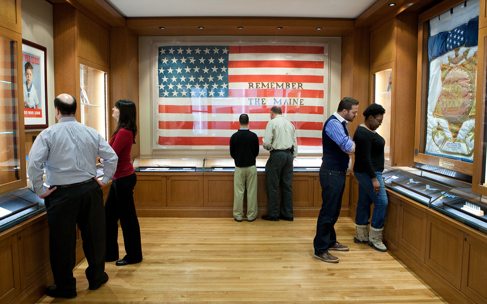 Chicago Cultural Spots: Pritzker Military Library